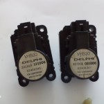 Actuator aer OPEL ASTRA H - 52406340