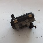 Actuator turbo FORD FOCUS 2 - 6NW008412