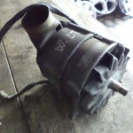 Alternator VOLKSWAGEN  LT28 - 0120489858