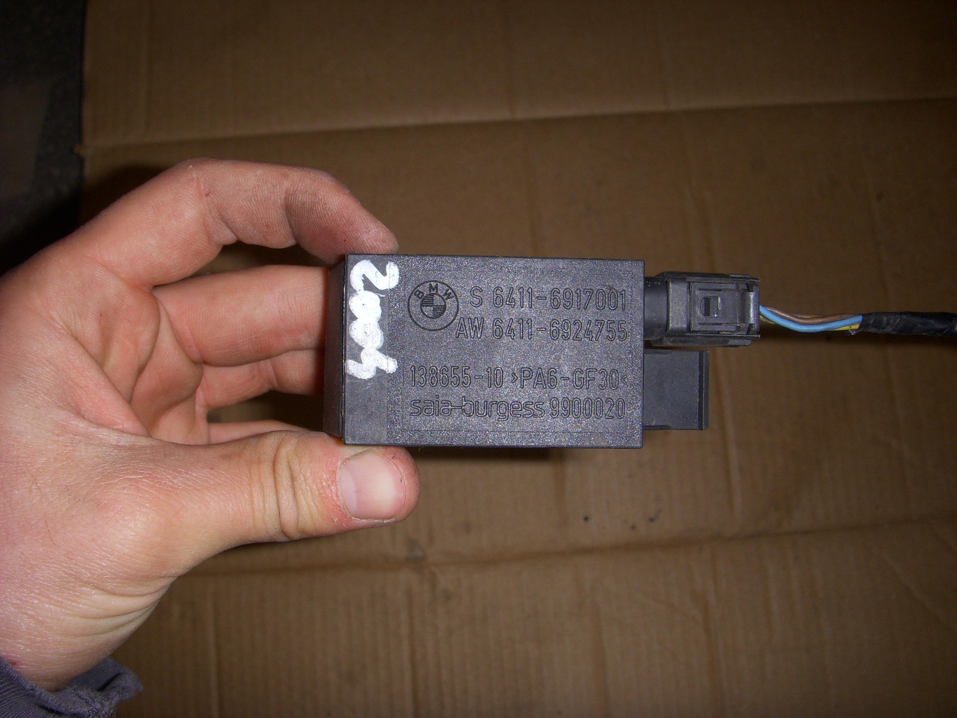 Senzor Auc Bmw E46 E39 X1 X3 X5 E38 6411 6924755