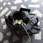 Carcasa ventilator habitaclu DACIA SANDERO -  8200739475