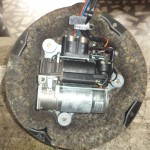 Compresor suspensie BMW - 4430200111