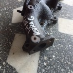 Galerie evacuare OPEL ASTRA G 1.7  DTI - D3355X
