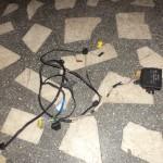 Instalatie senzori parcare RENAULT LAGUNA 2 -  8200259144