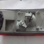 Lampa stop AUDI  80 - 893945093C