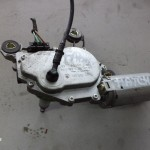 Motor stergator luneta SKODA FABIA -  1J6955711C