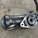 Suport filtru ulei MAZDA 6 - RF5C
