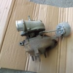 Turbo HONDA CR-V 2.2 CDTI - 759394-2