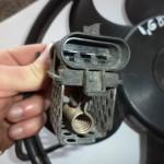 Ventilator racire OPEL ASTRA G 1