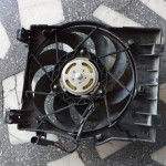 Ventilator racire clima OPEL CORSA C 1